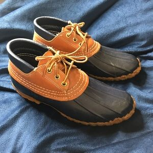 LL Bean Maine Hunting Shoe